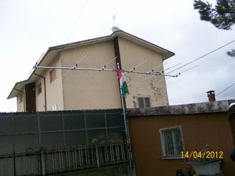 Contest Lazio 50 Mhz 14/04/2012