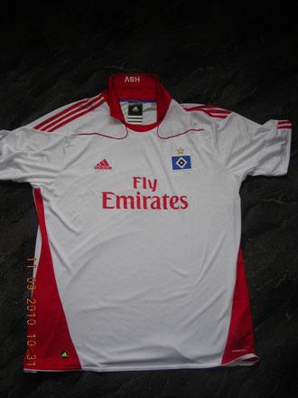 Das HSV-Trikot 2010/2011