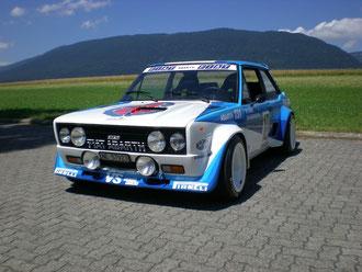 Fiat 131 Abarth Rallye Gr.4