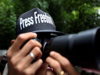 In allen Weltregionen ist laut Reporter ohne Grenzen ein Rückgang der Freiräume für Medien zu beobachten. Deutschland verschlechterte sich in der aktuellen Rangliste der Pressefreiheit um vier Plätze. Foto: Nyein Chan Naing