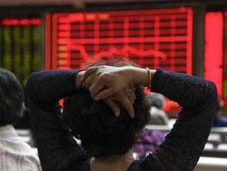 Die schwächelnde Konjunktur in China und die jüngsten Börsenturbulenzen weltweit beschäftigen die G20-Finanzminister. Foto: Rolex Dela Pena