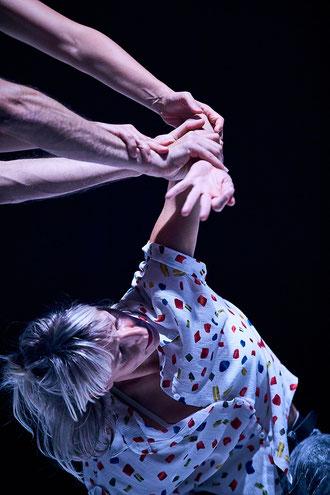 Group LaBolsa, heitzinger, dancer, performer, retratos errantes, umherirrende porträts