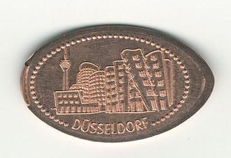 Dusseldorf Altstadt - motief 1