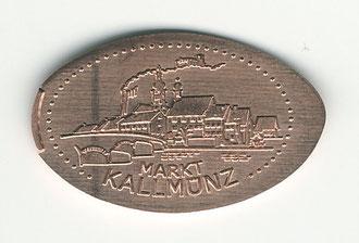 Kallmüntz - motief 1