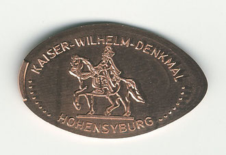 Dortmund Hohensyburg Denkmal - motief 1