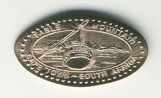 Tafelberg - motief 1 - Jeton