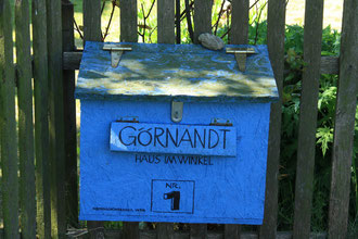 Briefkasten Warnkenhagen Matthias Görnandt