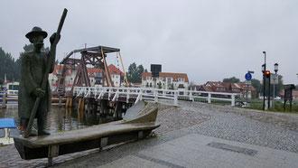 Klappbrücke Wieck