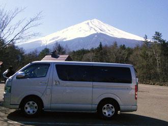 Mt. Fuji View
