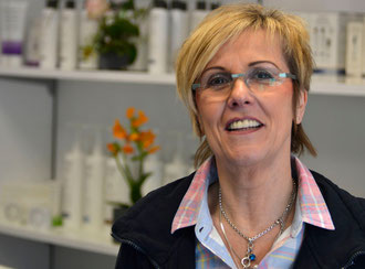 Ingrid Lowin Friseurmeisterin