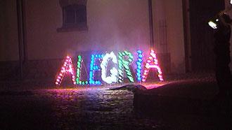 Alegria Feuershow