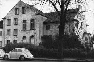 Hausfront Grenzstr. (C) Franz J. Koncel (ca. 1970)