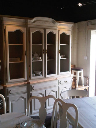 Amoire style dresser