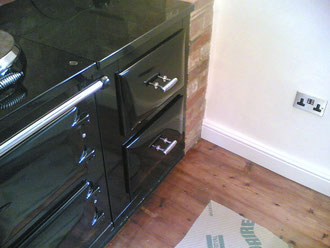Make me a pan drawer - something nice