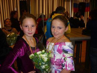 Lauriane et Nina