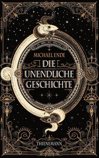 Michael Ende: Die unendliche Geschichte, Thienemanns Verlag.