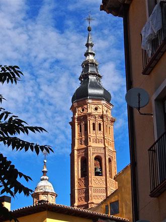 Stiftskirche Santa Maria im Mudéjar-Stil