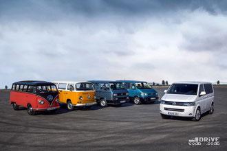 Volkswagen Bulli. Фото фирменное