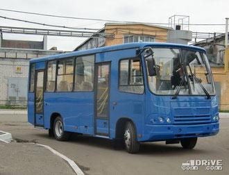 Автобус ПАЗ 320402. Завод ПАЗ