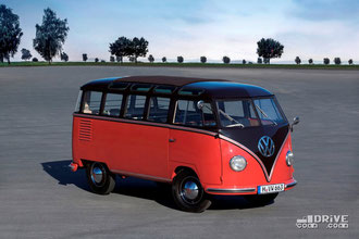 VW Samba на базе VW T1. Фото фирменное