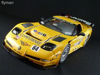 1:12 Chevrolet Corvette C5-R von 2004