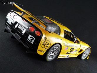 1:12 Chevrolet Corvette C5-R von 2001
