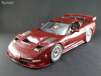 1:12 Chevrolet Corvette C5-R