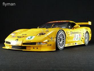 1:12 Chevrolet Corvette C5-R von 2002