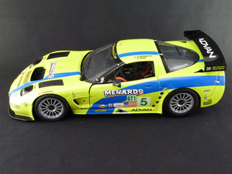 1:12 Chevrolet Corvette C5-R von 2005