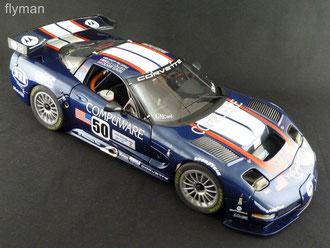 1:12 Chevrolet Corvette von 2003