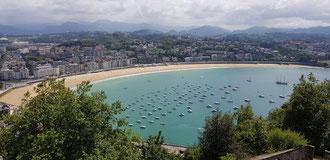 La Baia di San Sebastian