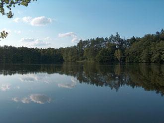 Verbandsgewässer Kleiner Schwarberowsee bei Godendorf