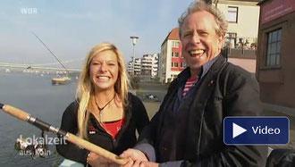 Babs Kijewski TV Angeln