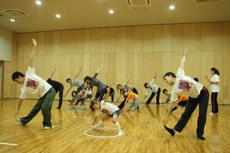 和光市deわけわけ体操2012年6月9日