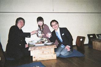 熊本市健軍の洋風居酒屋「COZY」で収録でした