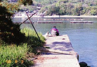 小豆島にて