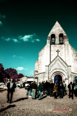 Festival JAZZ360 2019. Pratiques artistiques scolaire et concert de François Poitou Quintet en l'église Saint-André de Cénac? 07/06/2019