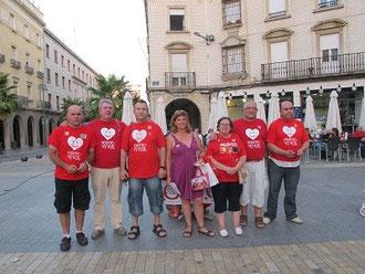 Plaza de las Monjas (Huelva) 17-07-2.012