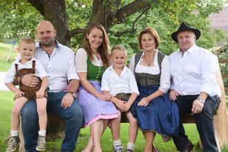 Familie Holzer