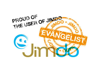 Jimdo Evangelist Official Logo