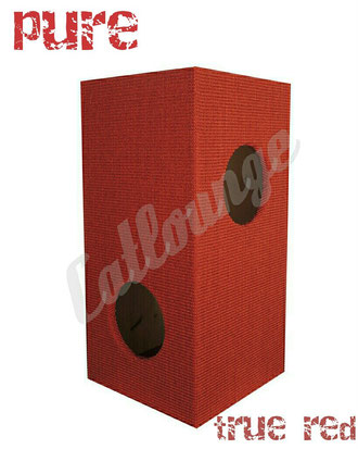 Kratzturm Pure Medium true red