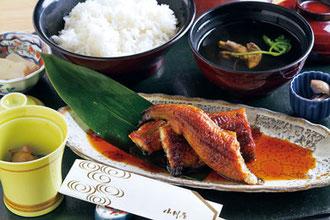 鰻の蒲焼 鰻の栄養