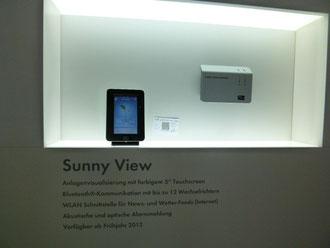 SMA Sunny - View Anzeige und Überwachung Neu