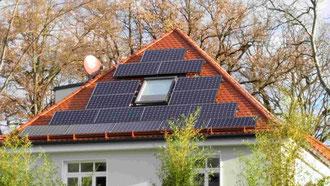 Gewinn mit PV Solartechnik
