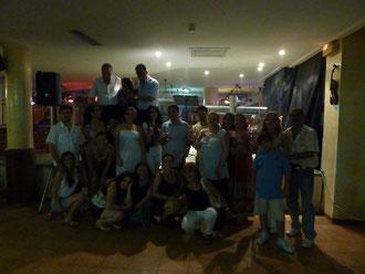 Grupo de danza 2011