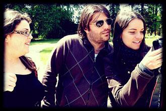 Chacha, Stéphane et Moi