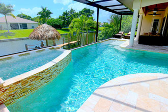 Pool Villa Sanibel Shell
