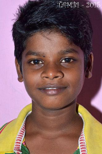 Notre tout premier filleul : Suresh - Juin 2015