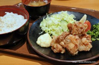 LifeTeria blog ブログ 軽井沢の唐揚げ とりまる