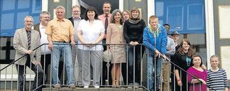 Anlaufstelle für Schüler: In der Mühlgasse 2 in Gemünden hat ein Büro der tbz eröffnet, in dem Jugendliche Begleitung zum Berufseinstieg erhalten.